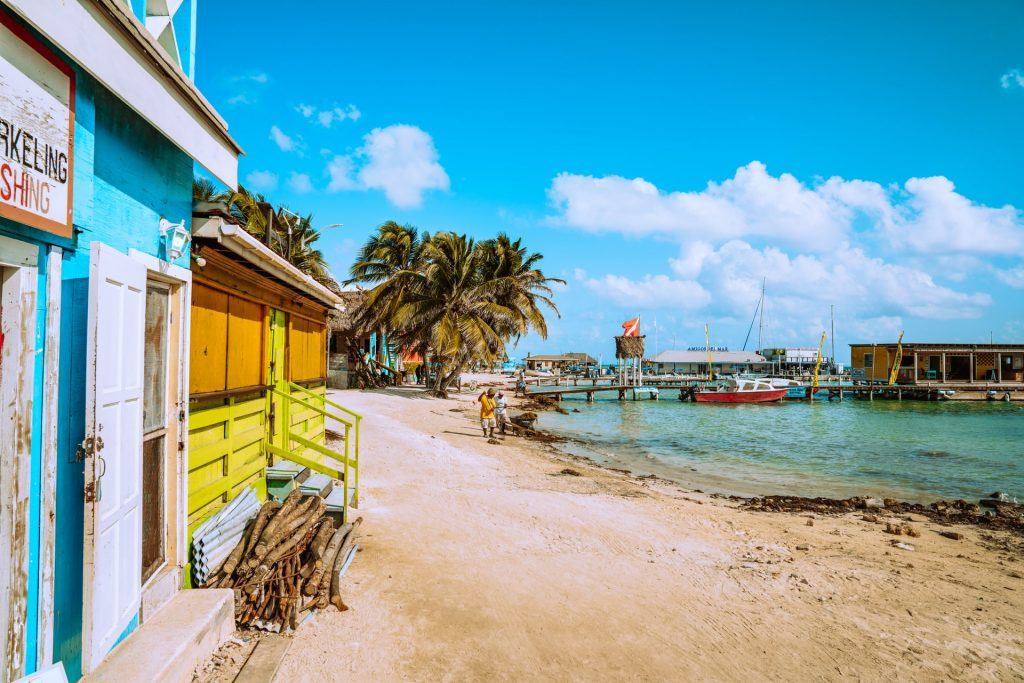 Belize [1012]